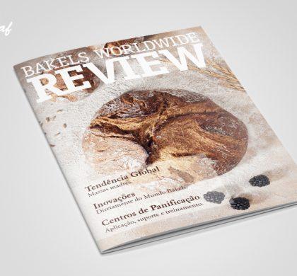 Catálogo Bakels produzido pela InoveGraf