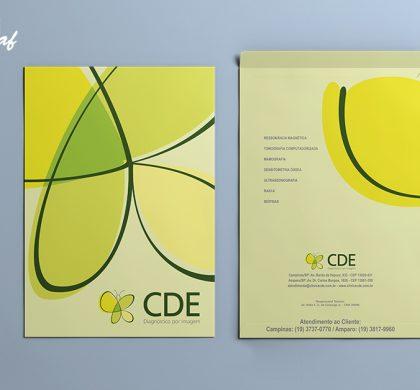 Envelope saco produzido pela InoveGraf para a CDE