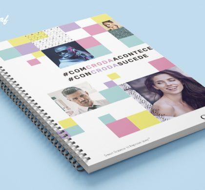 InoveGraf Campinas produz caderno para Croda